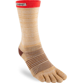 Injinji Trail Midweight Crew Calcetines Mujer, spur